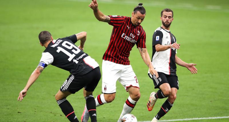 Résultat Serie A : Zlatan et Milan infligent une remontada à la Juve de Cristiano Ronaldo (4-2)