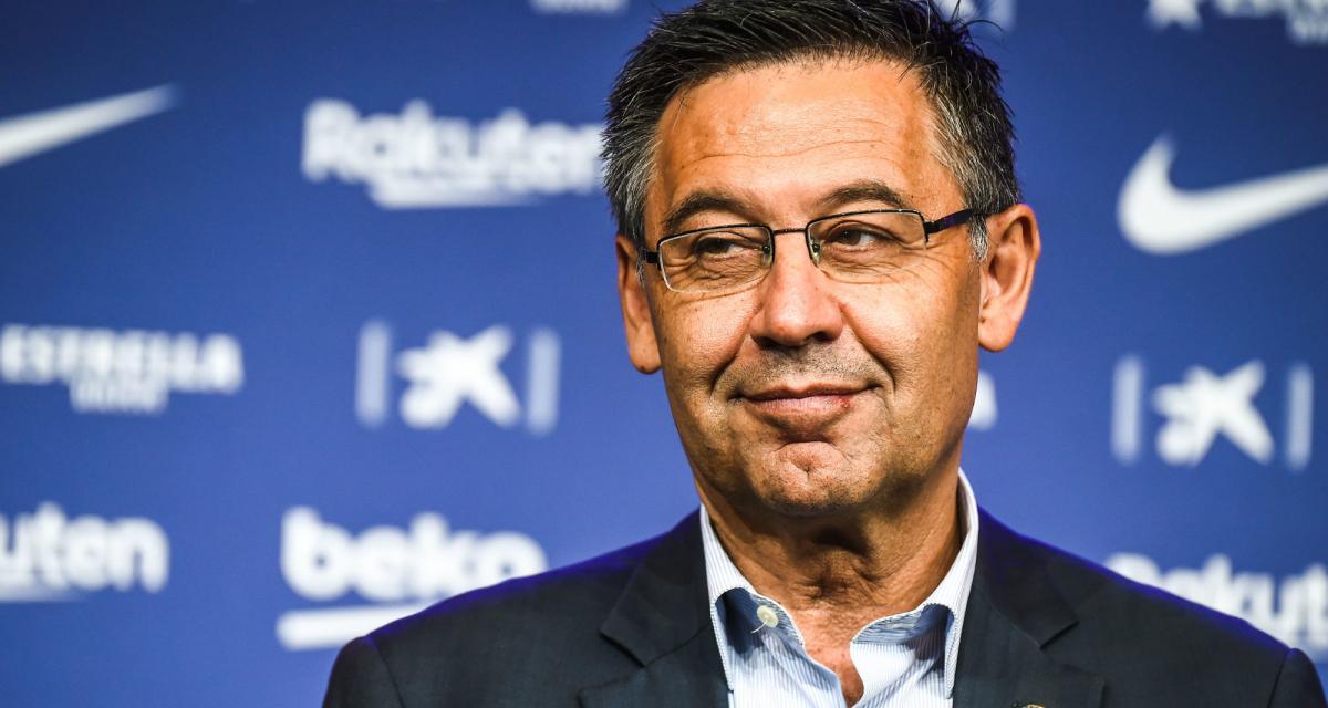 FC Barcelone - Mercato : Bartomeu refroidit les pistes Neymar et Martinez