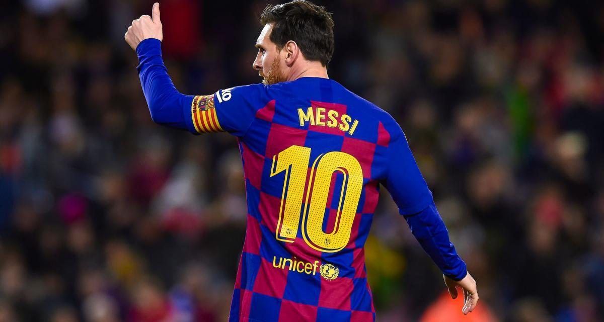 FC Barcelone – Mercato: un coup de main proposé pour débaucher Lionel Messi