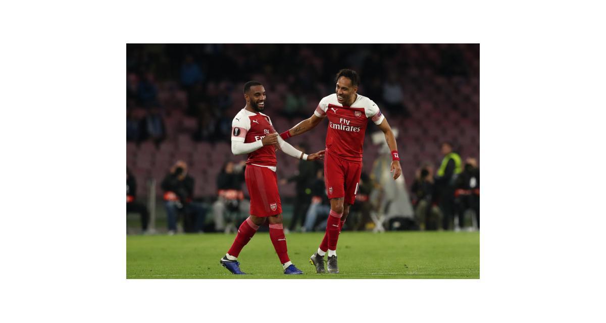 Arsenal, OL - Mercato : Lacazette convoité comme jamais
