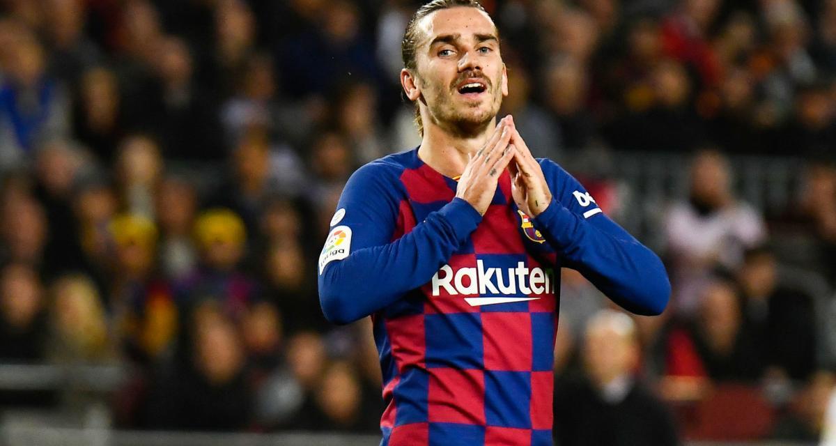 PSG, FC Barcelone – Mercato: Neymar coûte encore très cher à Antoine Griezmann