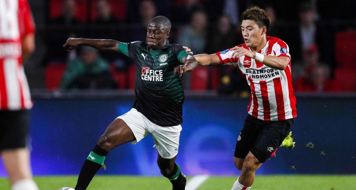 RC Lens – Mercato: le bras de fer continue pour Matusiwa!