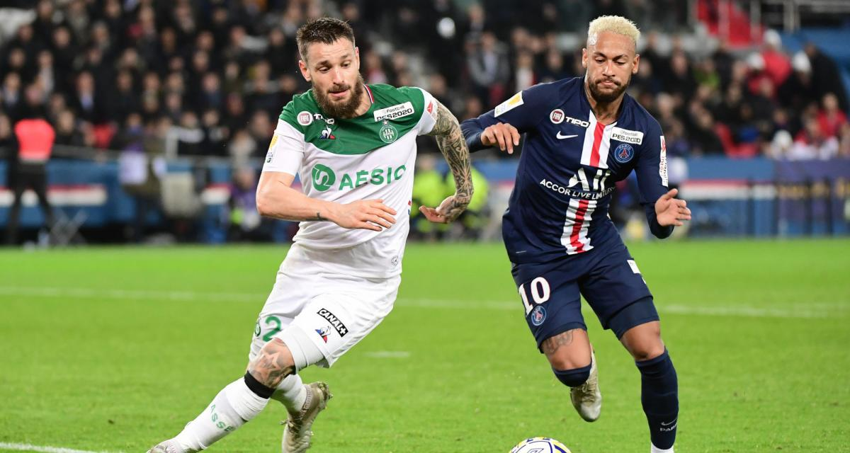 Les infos du jour: ASSE-PSG devant 5 000 spectateurs (officiel), le Mercato du FC Nantes décortiqué