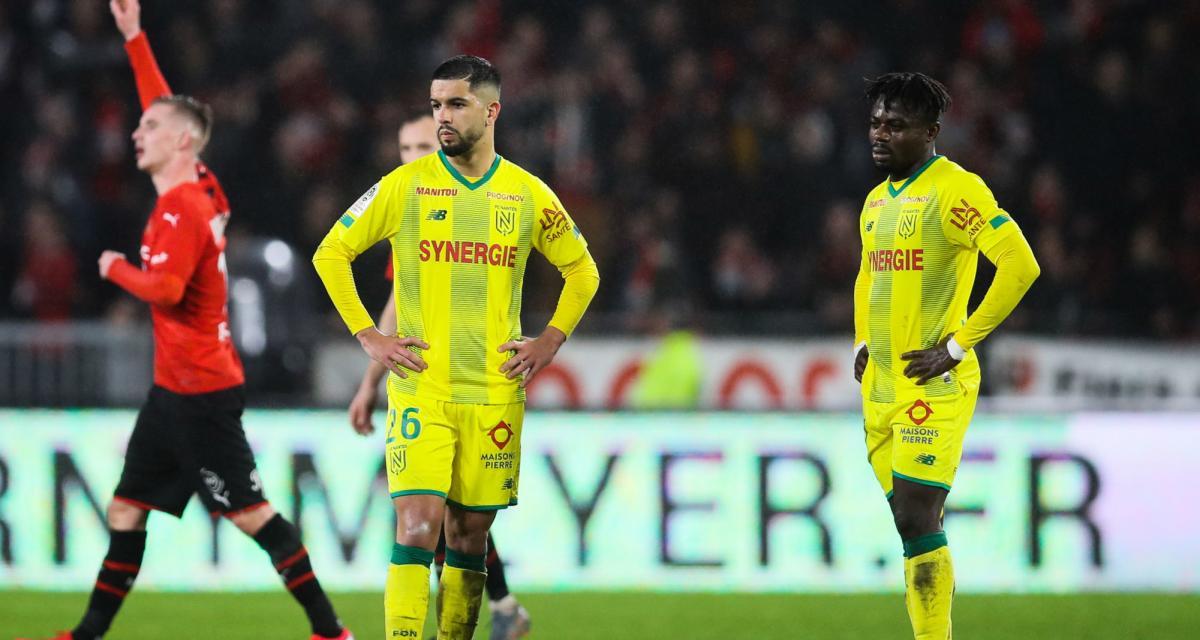 FC Nantes – Mercato: Simon, Louza, Pallois... Un gros départ n'est pas exclu cet été!