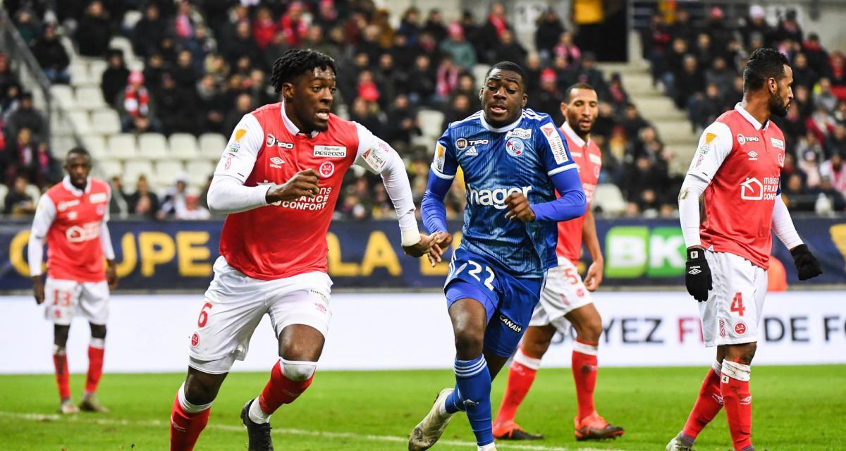 Stade de Reims, Stade Rennais - Mercato : Disasi toujours plus proche d'un départ