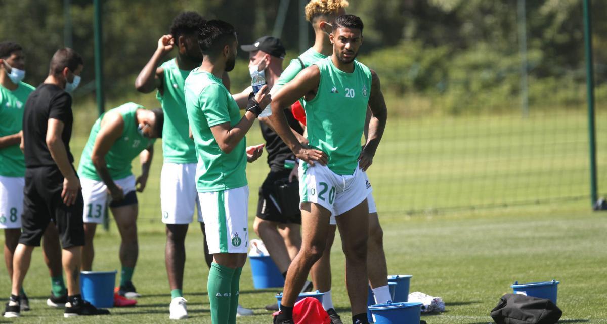 ASSE, Stade Rennais - Mercato : les Verts « essayent de dégager Bouanga » !