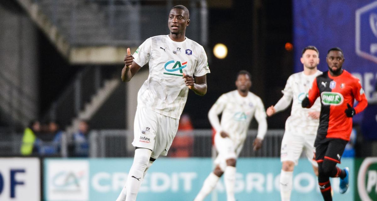 RC Lens, Stade Rennais - Mercato : le Racing a tenté Guirassy