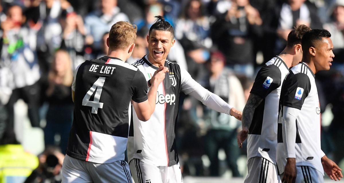 Juventus : Cristiano Ronaldo a réveillé un souvenir douloureux pour l'OM