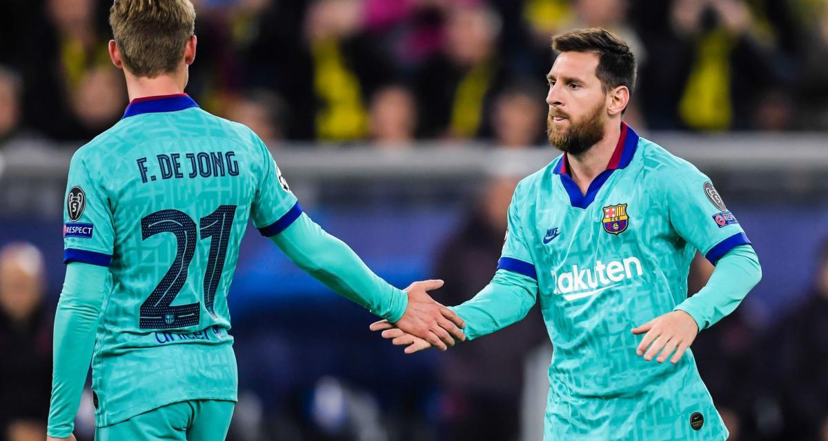 FC Barcelone : ce que Messi a dit à l'adjoint de Setién