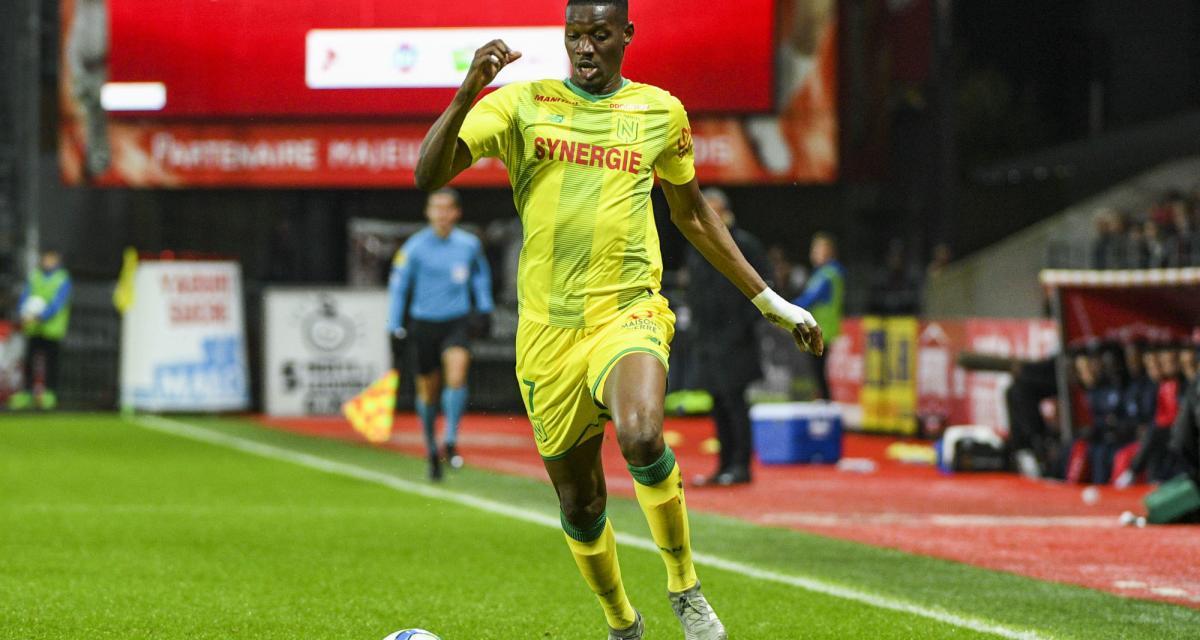 FC Nantes – Mercato: des portes de sortie s'entrouvrent pour Coulibaly