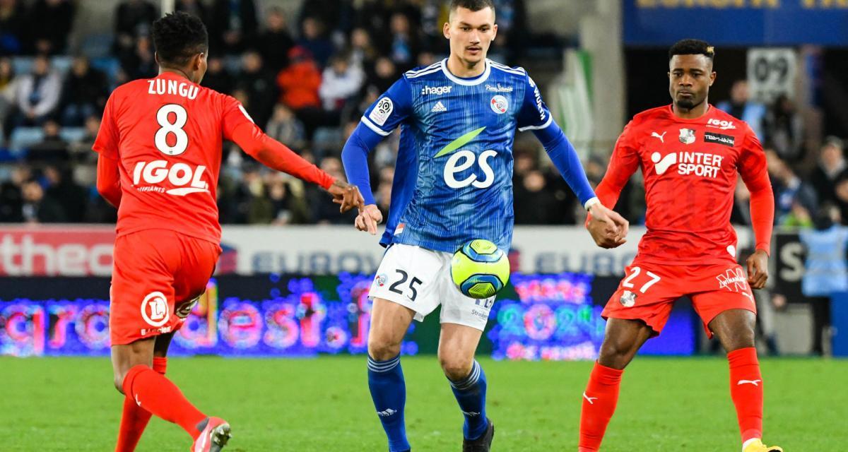 RC Strasbourg - Mercato : le club assure ses arrières pour l'avenir d'Ajorque
