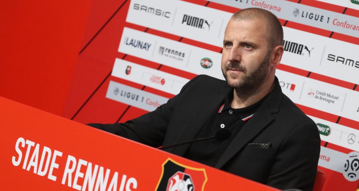 Stade Rennais: Niang, Camavinga, Salisu, Terrier... Maurice joue franc jeu sur le Mercato