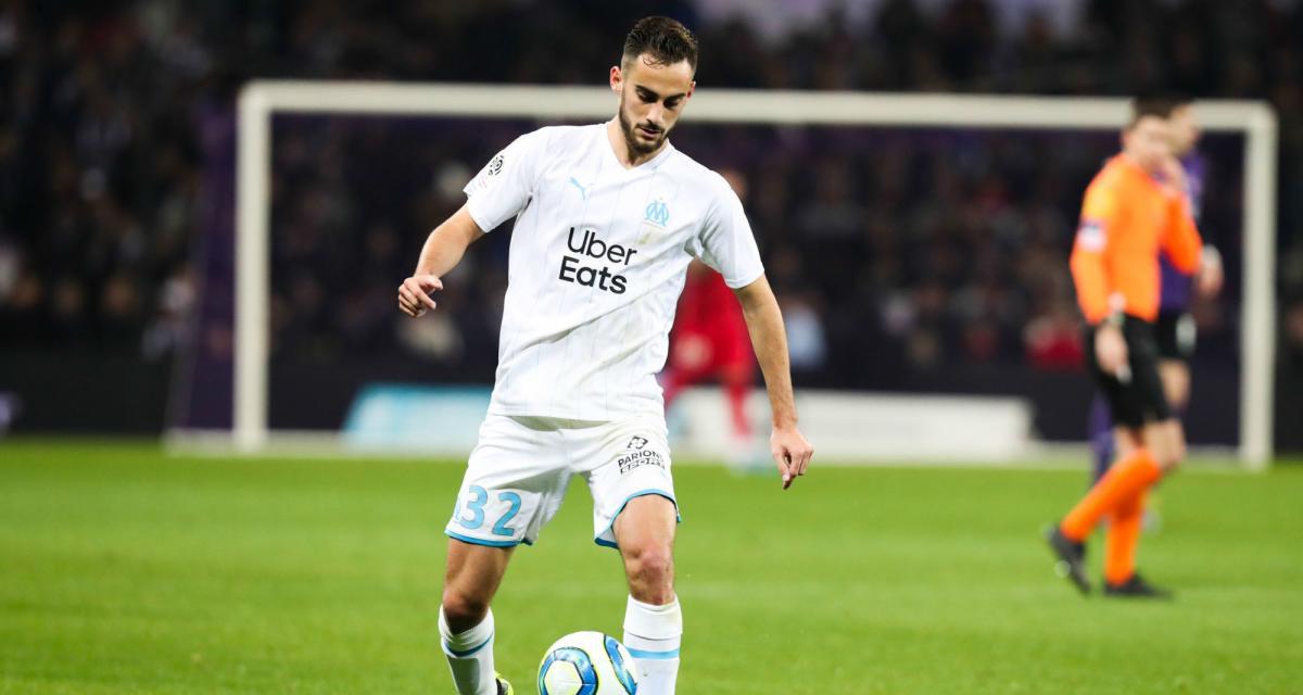 OM - Mercato : Lucas Perrin prolonge de trois saisons (officiel)
