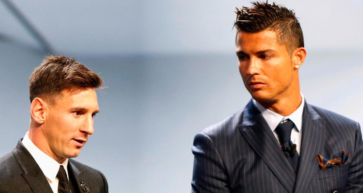 Juventus : Cristiano Ronaldo à l'origine d'une embrouille entre Lionel Messi et son coach ?