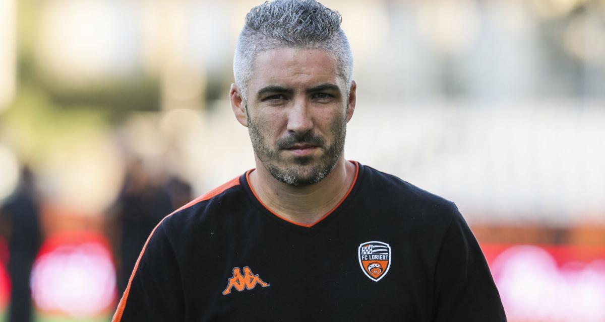 ASSE: Fabien Lemoine (FC Lorient), son (nouveau) cri du cœur pour le Chaudron