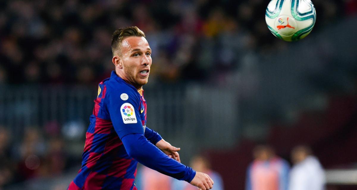 FC Barcelone - Mercato: Arthur à la Juventus, c'est officiel