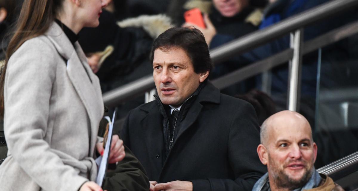 PSG – Mercato: Leonardo pourrait avoir une très bonne surprise avec Meunier