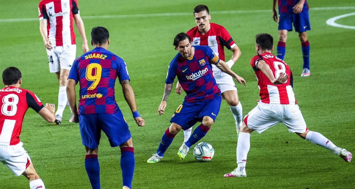 PSG, FC Barcelone - Mercato : Cavani s'éloigne de Suarez et Messi