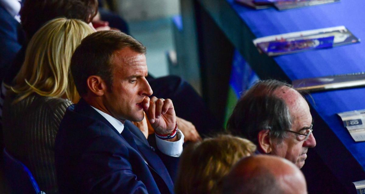 OM: Emmanuel Macron n'interfèrera pas dans le projet de rachat de Boudjellal