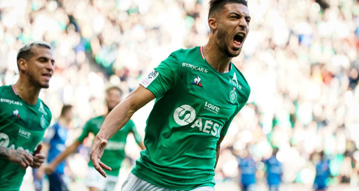 ASSE, Stade Rennais – INFO BUT Mercato: Everton prêt à passer à l'attaque pour Bouanga