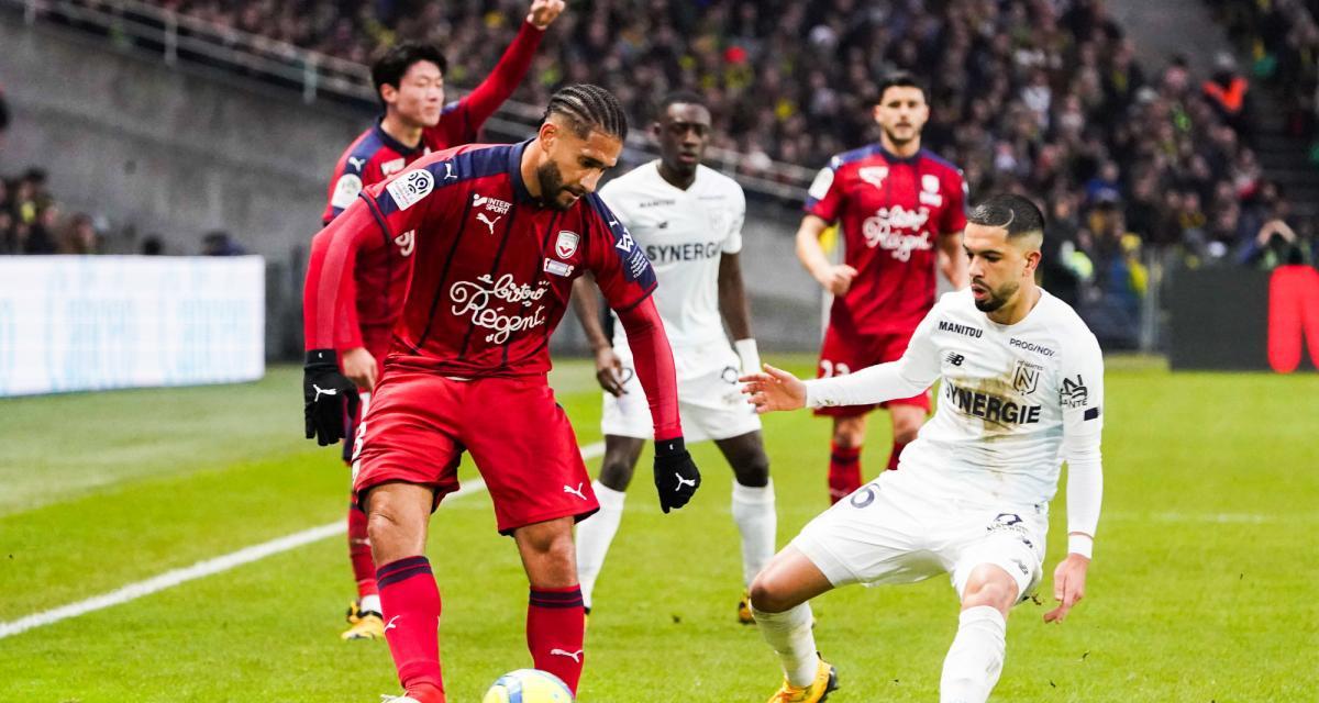 FC Nantes, Girondins: un derby de l'Atlantique au programme de la préparation?
