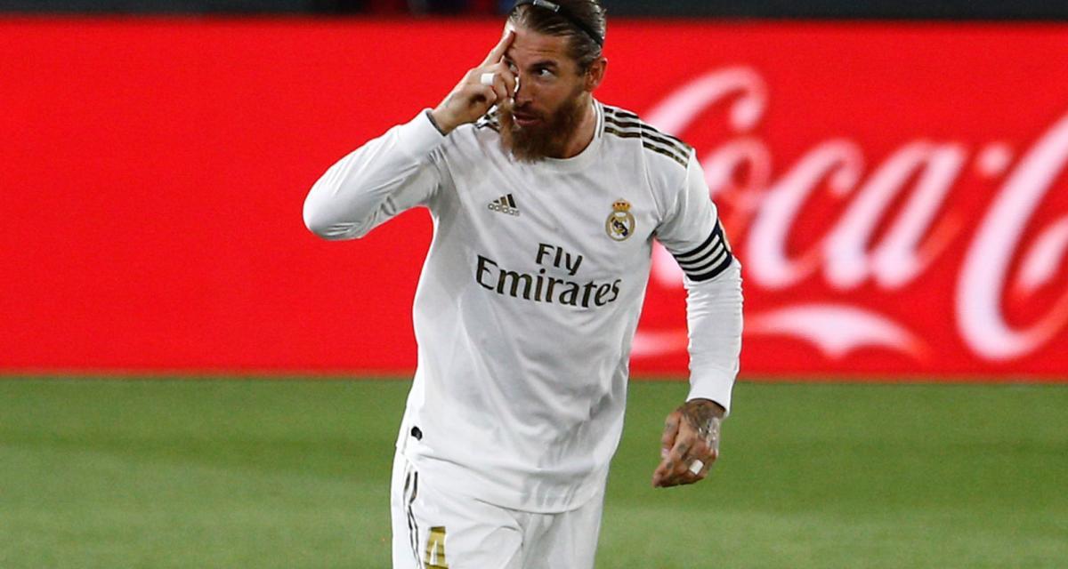 Real Madrid: le coup de gueule de Sergio Ramos contre les rumeurs téléguidées par le Barça!