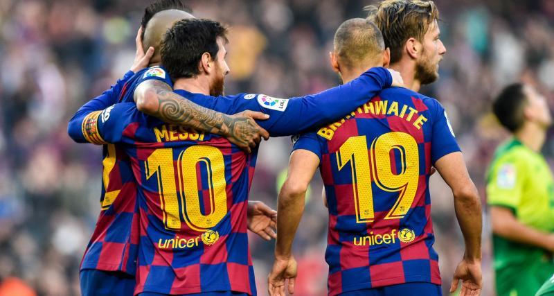 FC Barcelone : Lionel Messi a fêté une première historique contre Bilbao