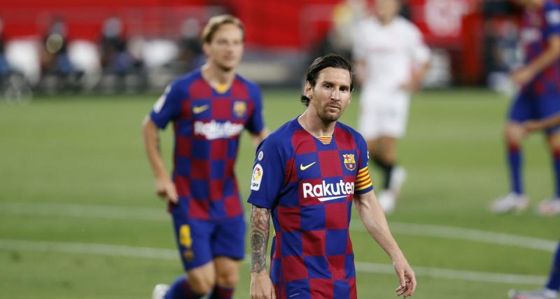 FC Barcelone : les nerfs de Lionel Messi ont encore lâché