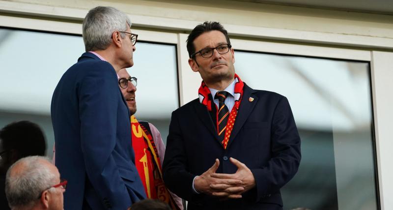 RC Lens : Oughourlian s'est faufilé entre une armée d'escrocs pour prendre la tête du club