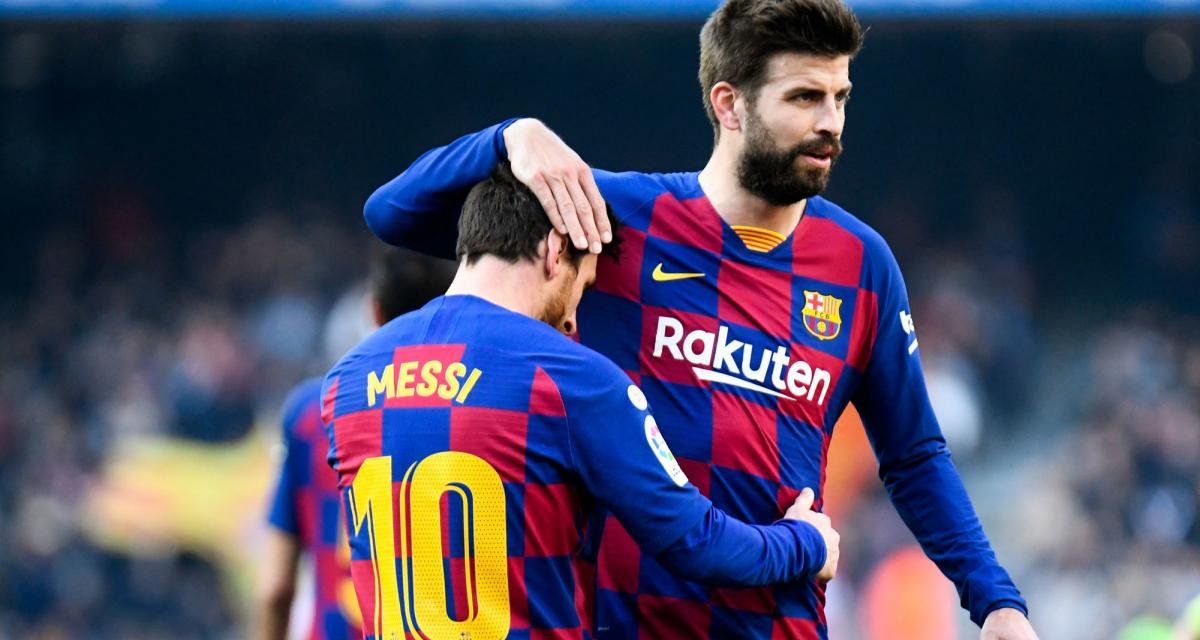 FC Barcelone: une ancienne cible de Messi pour remplacer Zubizarreta à l'OM?