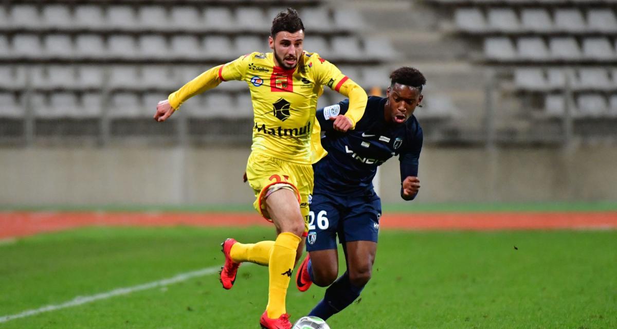 RC Lens – Mercato: Jonathan Clauss signe chez les Sang et Or (officiel)