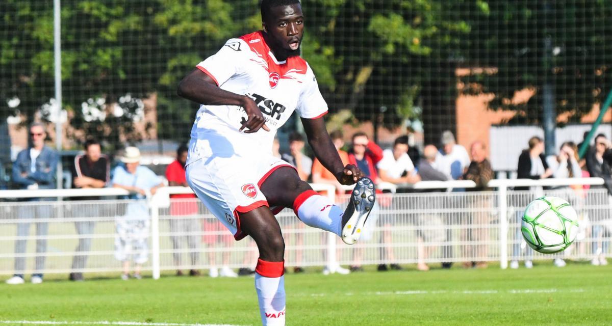 "RC Strasbourg - Mercato : Mahamé Siby vit ""un rêve de gosse"""