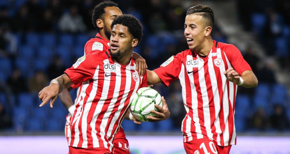 ASSE - Mercato: un club a pris de l'avance sur l'OM et le RC Lens avec Vagner