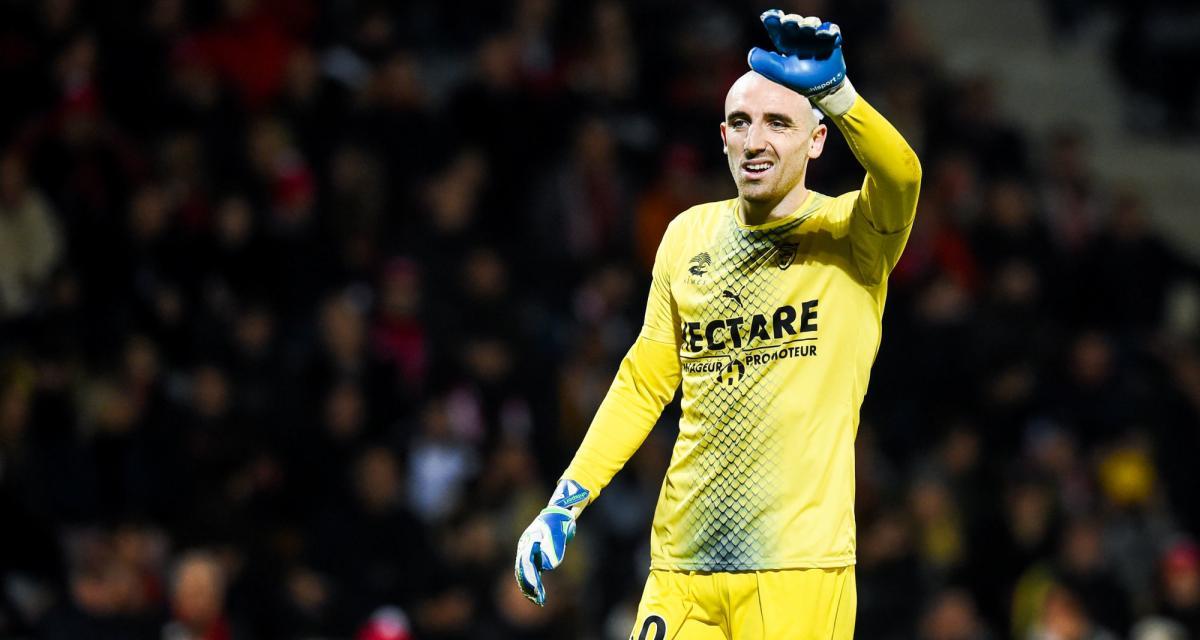 Girondins - Mercato : Bernardoni révèle la raison première de son départ au SCO d'Angers