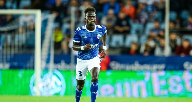 RC Strasbourg – Mercato: N'Dour file à Sochaux (officiel)
