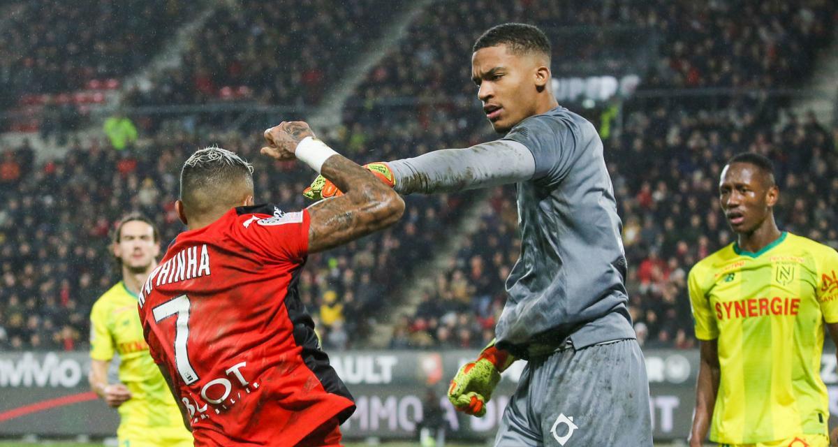FC Nantes – Mercato: Alban Lafont, les conditions d'un départ cet été se précisent