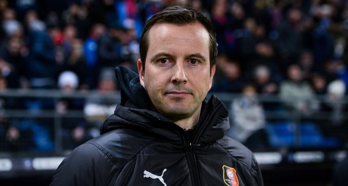 Stade Rennais – Mercato: Stéphan sait ce qu'il veut cet été et recale un ex du PSG!