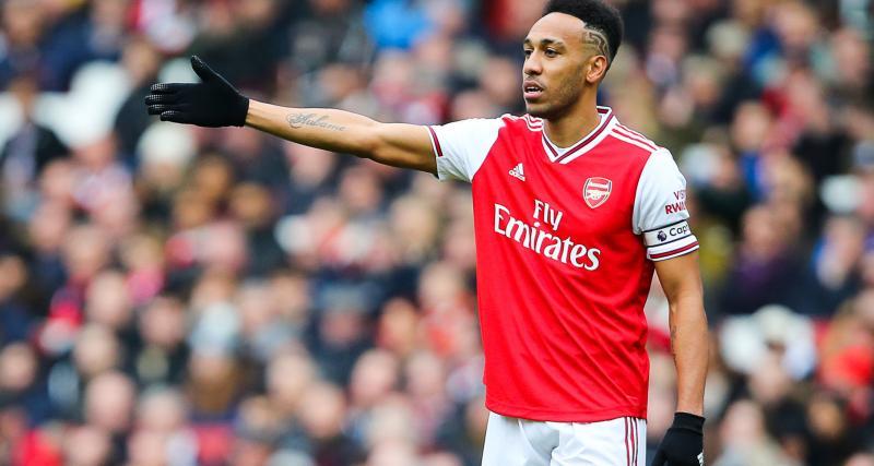 ASSE – Mercato: Aubameyang (Arsenal) en salle d'attente au FC Barcelone?