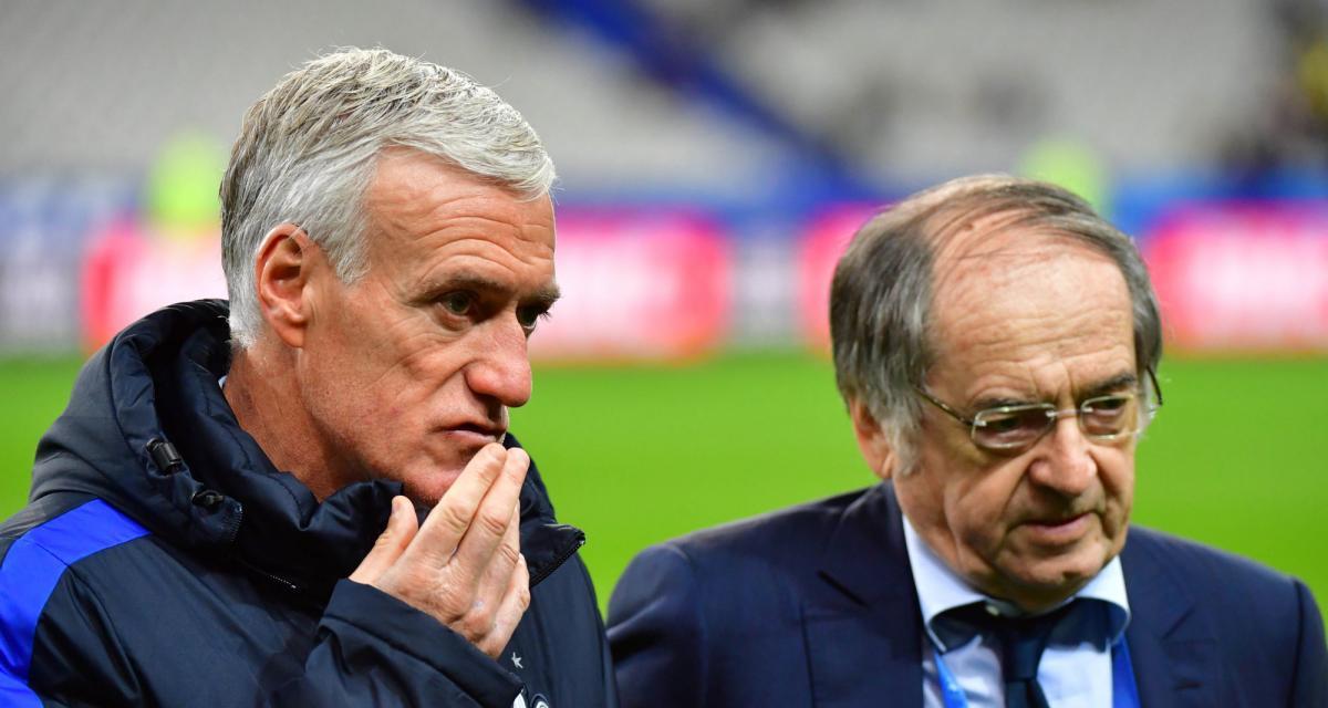 Ligue 1, Ligue 2: Le Graët et Deschamps responsables de l'arrêt des championnats?