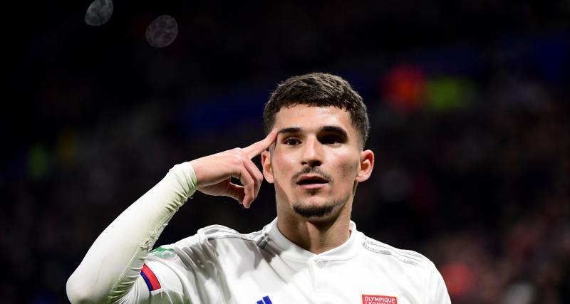 OL – Mercato: Aouar à la Juve... Raymond Domenech a de gros doutes