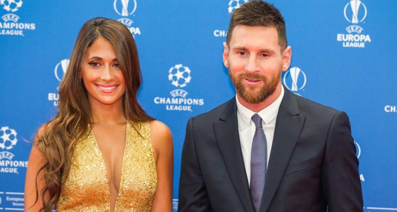 FC Barcelone: le message engagé d'Antonella Roccuzzo, madame Lionel Messi