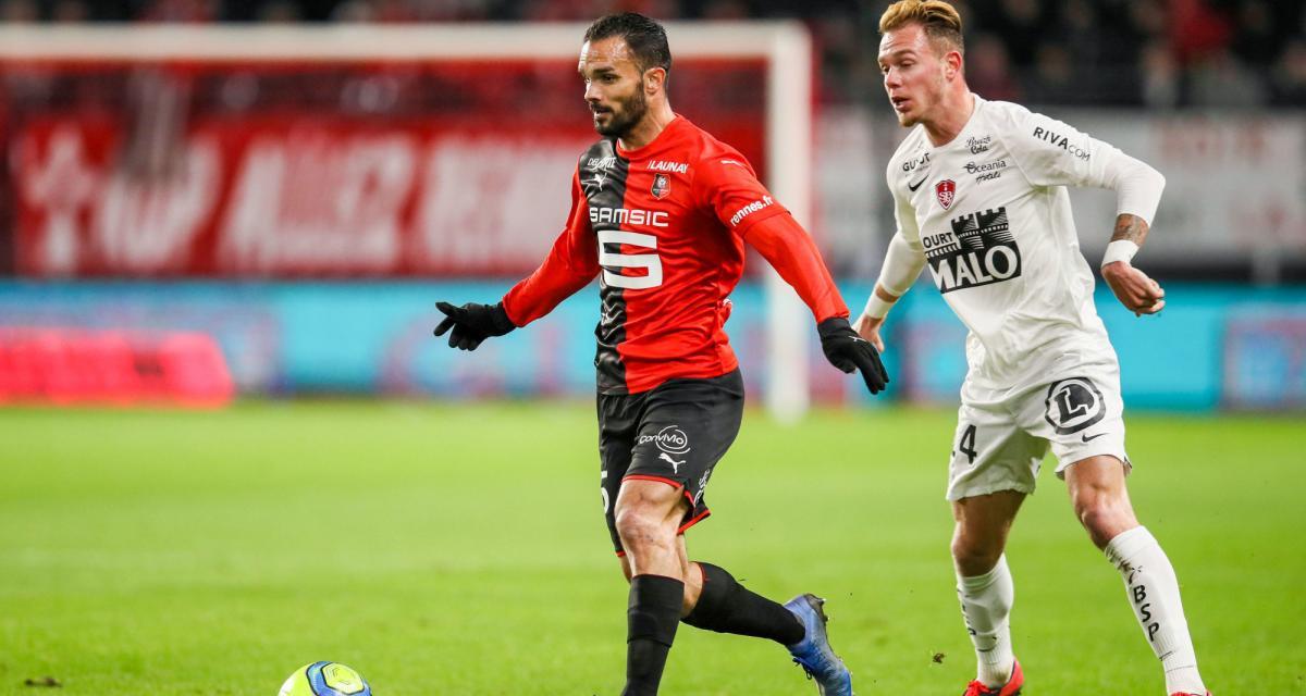 Stade Rennais - Mercato : Jérémy Morel a deux touches en Ligue 1