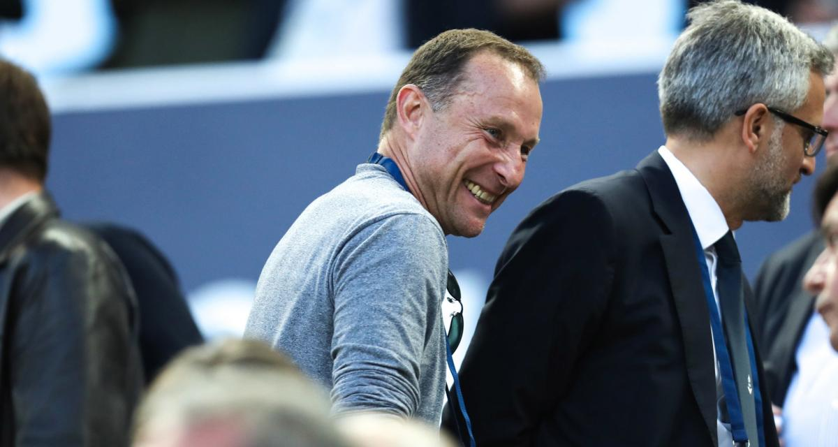 OM, Girondins, RC Lens : Jean-Pierre Papin reprend du service