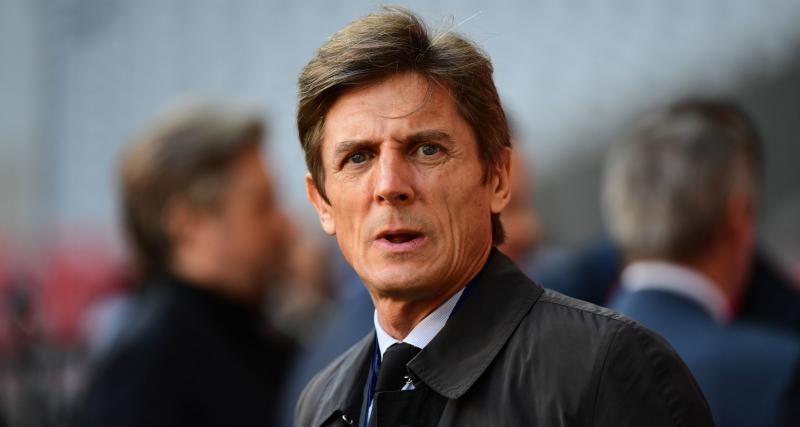 Girondins: un ancien coach bordelais réclame la tête de Longuépée
