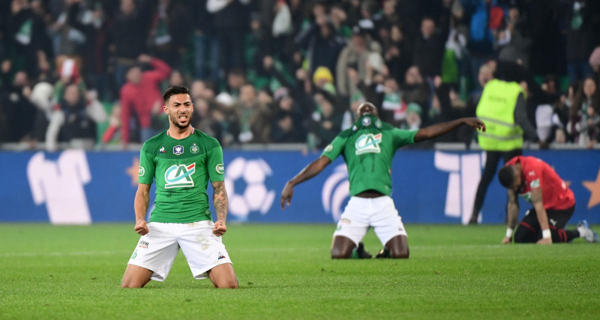 ASSE, LOSC - Mercato : Rennes dément fermement pour Denis Bouanga