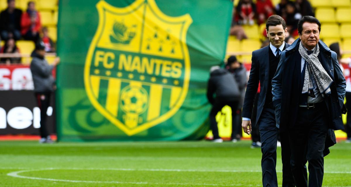FC Nantes - Mercato : 4 M€ pourraient séparer Kita d'un buteur de standing
