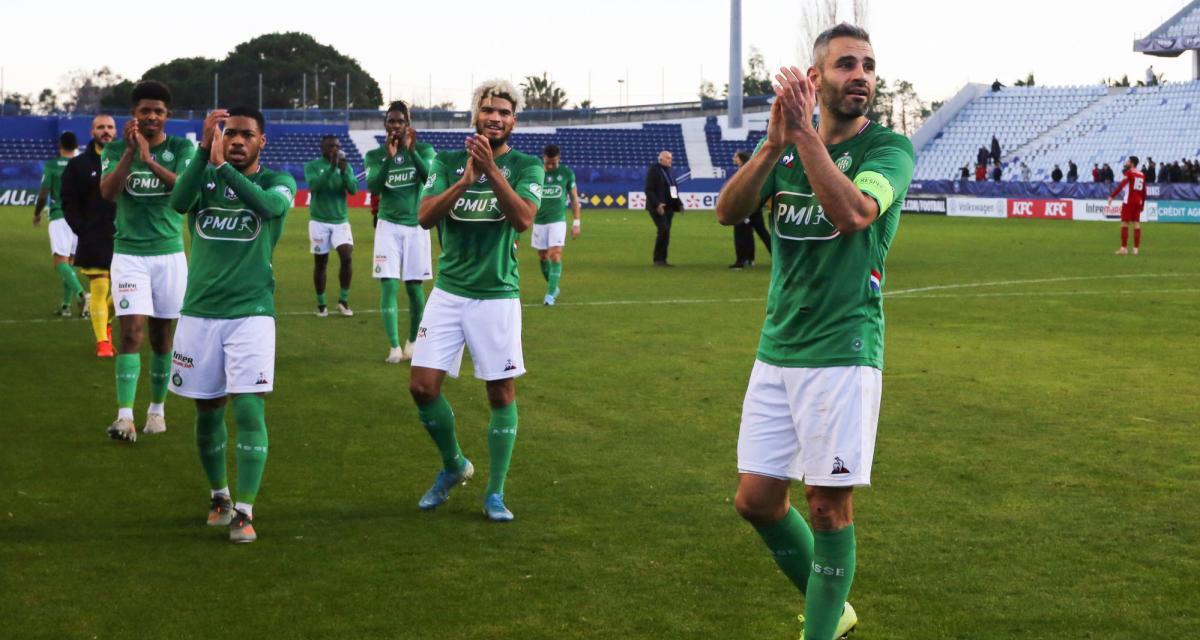 ASSE : Loïc Perrin toujours Vert, les supporters ont tranché