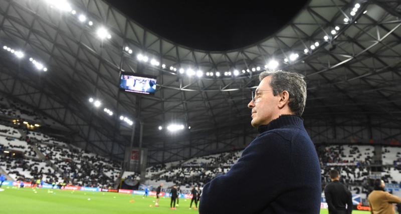 OM : Christophe Dugarry tacle Jacques-Henri Eyraud à la gorge