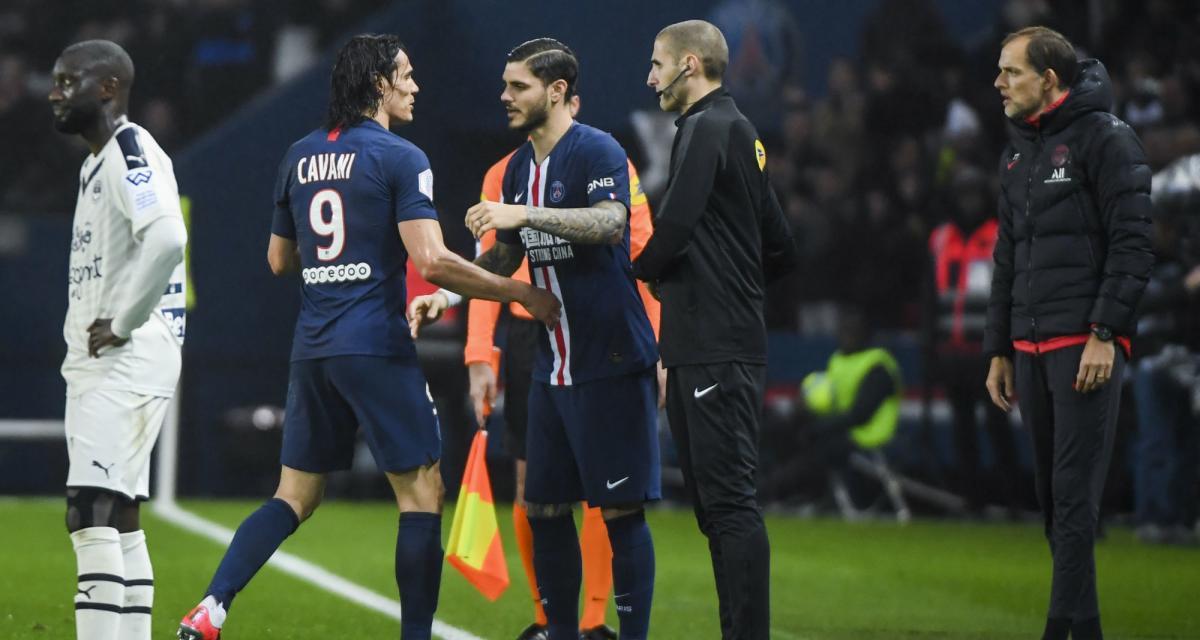 PSG – Mercato: Icardi, Cavani... L'Inter Milan balance ses vérités!
