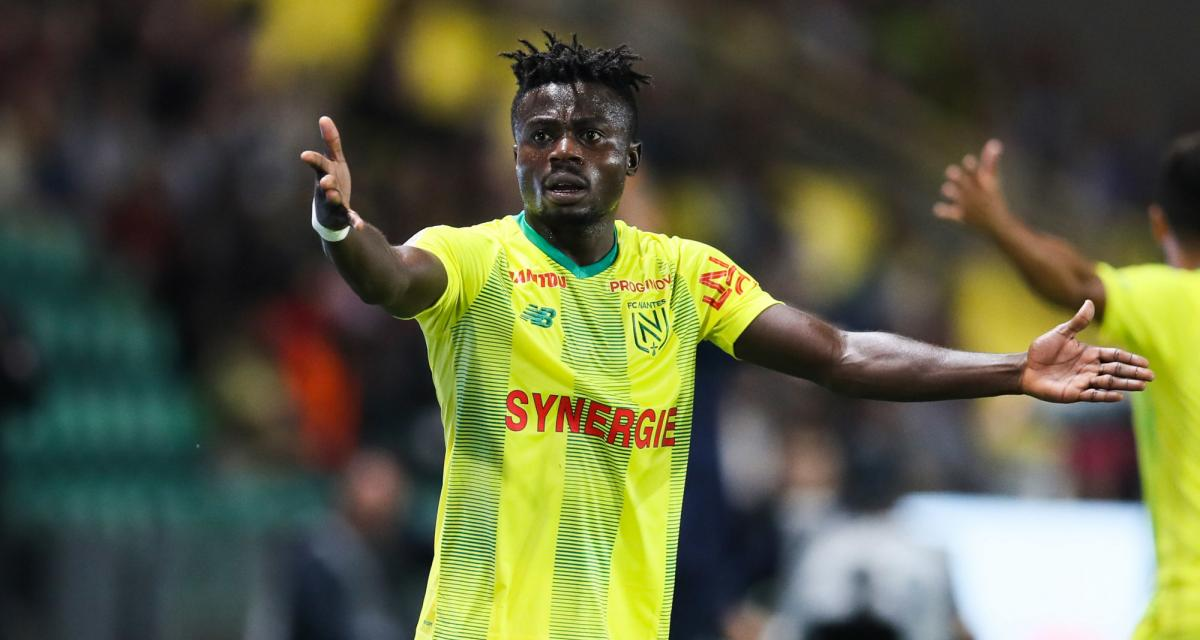 FC Nantes - Mercato : Moses Simon est bien un Canari